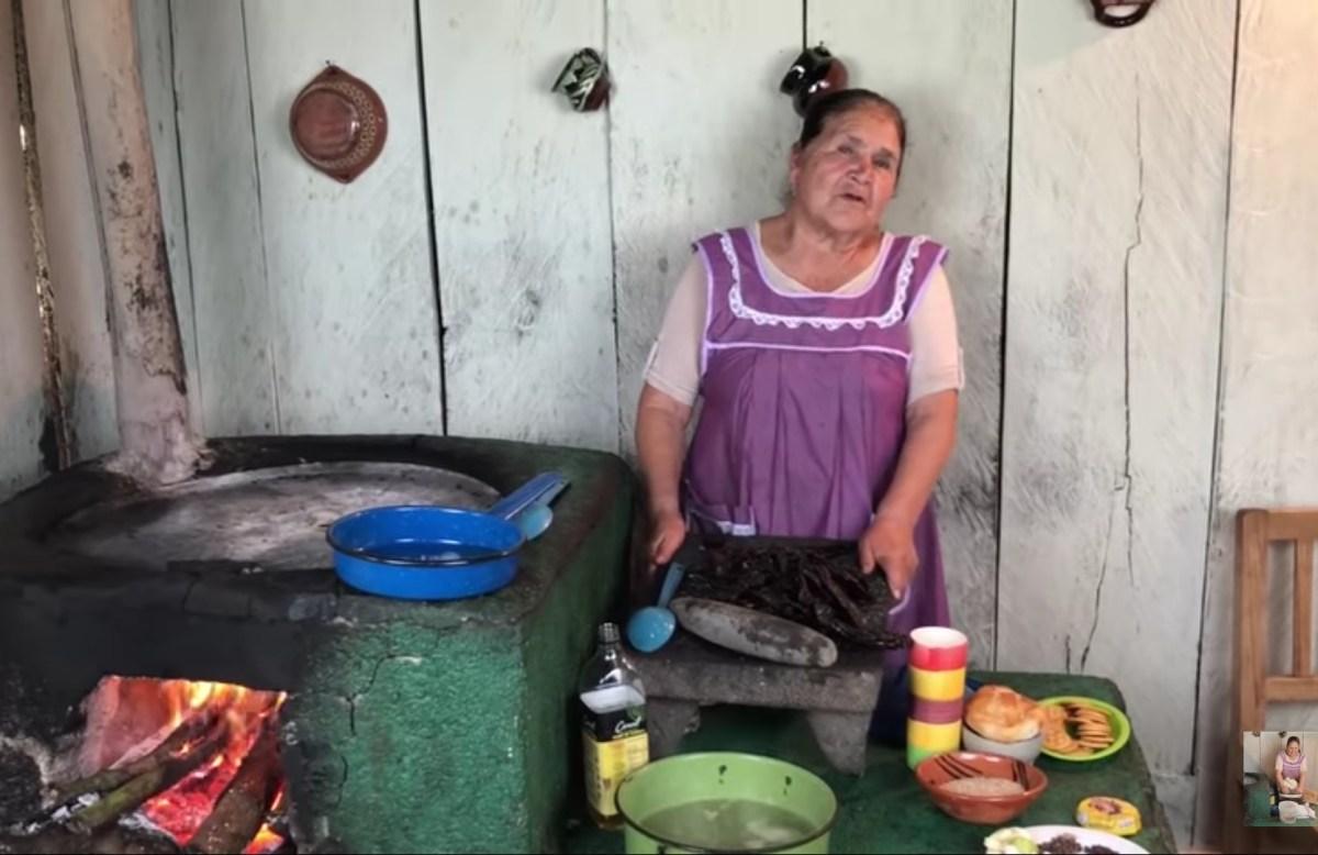 Nada Personal Odio Y Envidia Contra Abuelita Michoacana De Mi