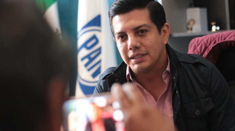 Convoca Óscar Escobar defender a los michoacanos – Sala de Prensa Noticias