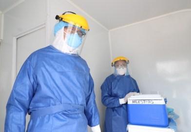 Hospital de Pátzcuaro el que mayor ocupación tiene  de COVID-19