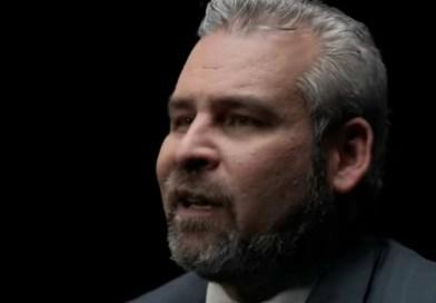 Voy a combatir el crimen de la mano del Gobierno de AMLO: Bedolla