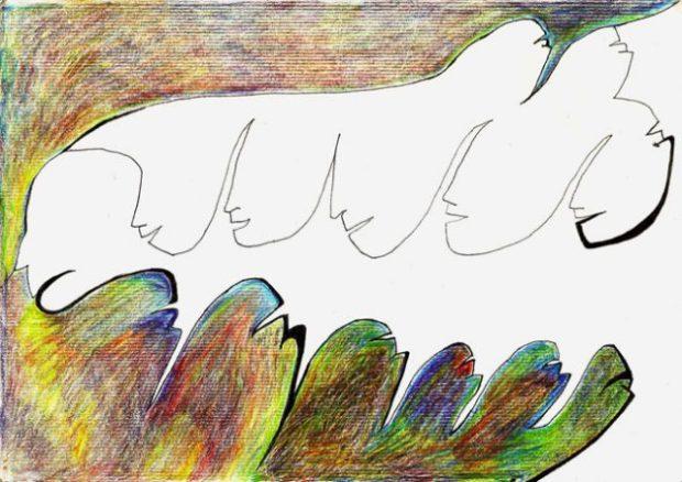 ilustração de Regina Guimarães