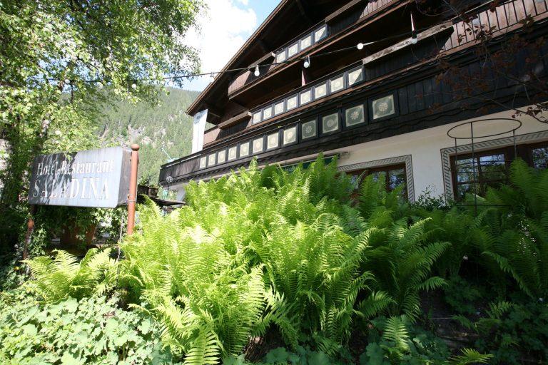 Bio-Hotel Saladina Gaschurn Montafon