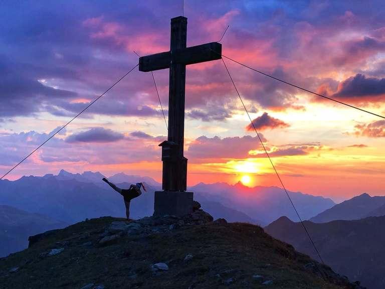 Berge Montafon