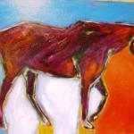Art Exhibit featuring S. Chuck McCarter July 2009