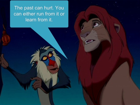 Motivation Monday: Learning from the Past