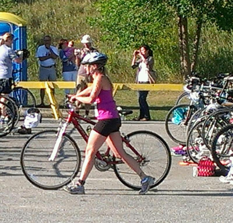 Motivation Monday: Ontario Women's Sprint Triathlon Recap