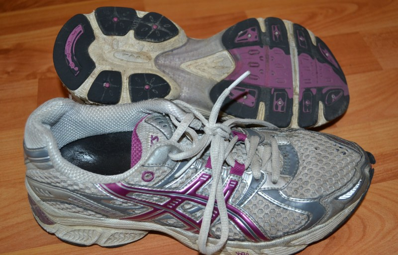 How Many Pairs of Workout Shoes Do You Own?