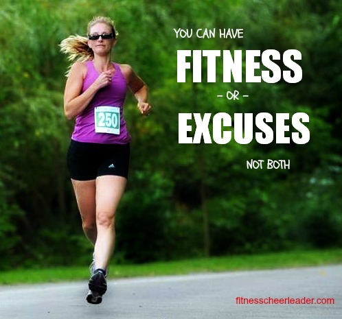 Motivation Monday: No Excuses