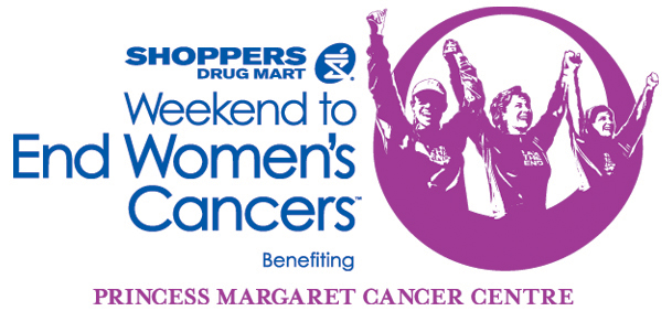 The Shoppers Drug Mart Weekend to End Women's Cancers #WEWCTO