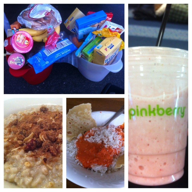 What I Ate Wednesday: SoCal Edition