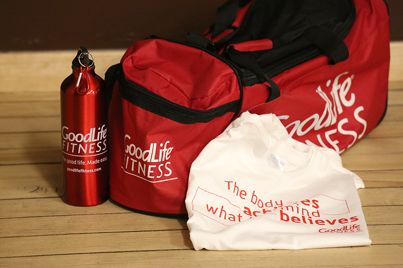 Win a GoodLife Fitness Membership and take the Your Better Starts Here Challenge!