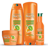 Are You a Damage Criminal Too? Limited Time Trial Offer of Fructis Damage Eraser!