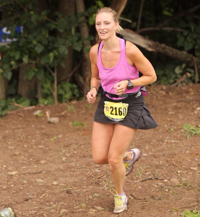 Race Recap: Trail Race Lessons Learned at The North Face Endurance Challenge #ECSON