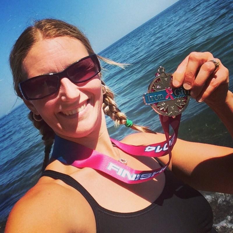 Iron Girl Canada Triathlon Race Report