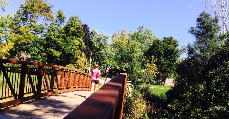 Falling Back Into Health – My Goals for Fall 2014
