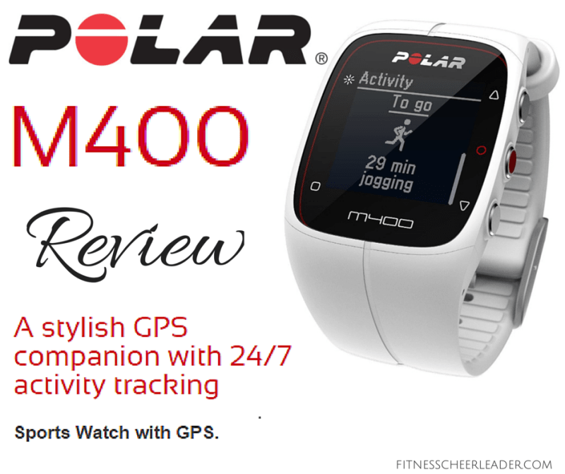 Polar M400 Review: GPS Watch with Activity Tracking