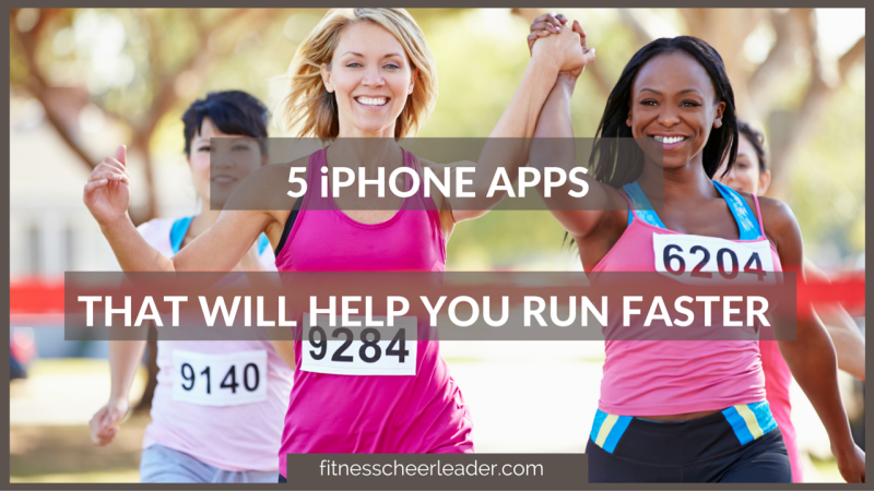 5 iPhone Apps That Help You Run Faster