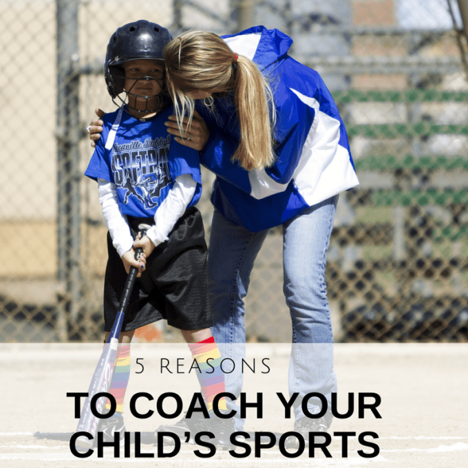 5 Things I Love About Being My Daughter's Softball Coach