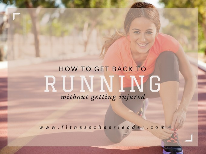 Hi Running Shoes, I'm Janice (How to get back to running)