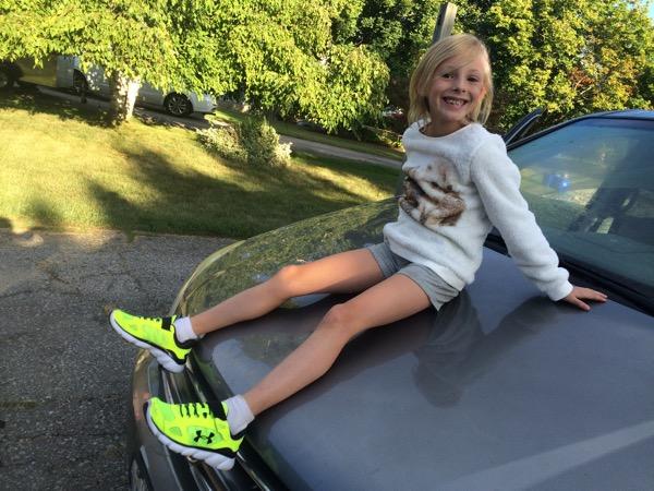 Fun Back-to-school Shoe Shopping at Sport Chek #SweatForThis