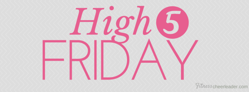 High 5 Friday – January 29, 2016