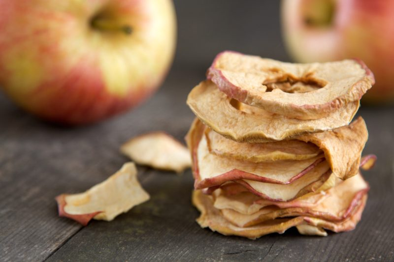 Paleo Apple Chips
