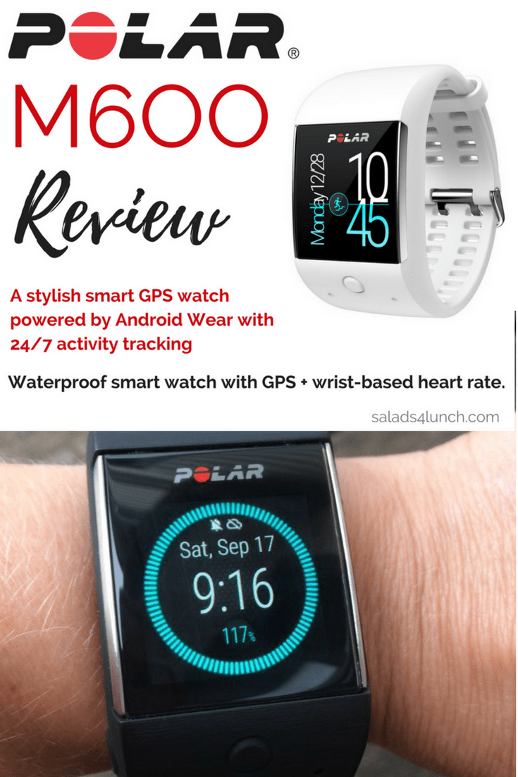 Polar M Review Waterproof Smart Watch With Gps Wrist Based Heart Rate And