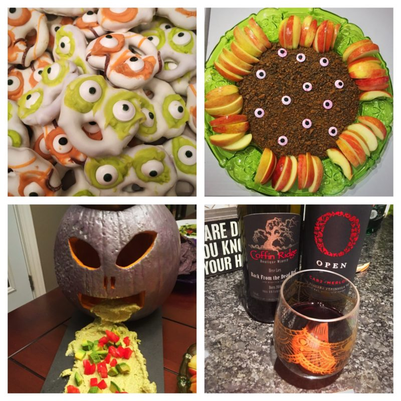 Halloween food ideas 2016