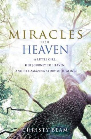 Miracles From Heaven by Christy Beam - 9 Books to Add to Your 2017 Reading List