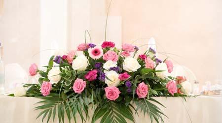 aranjamente florale nunta botez restaurant ao lugoj