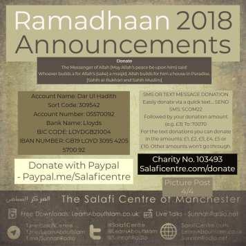Ramadhaan 2018 (3)