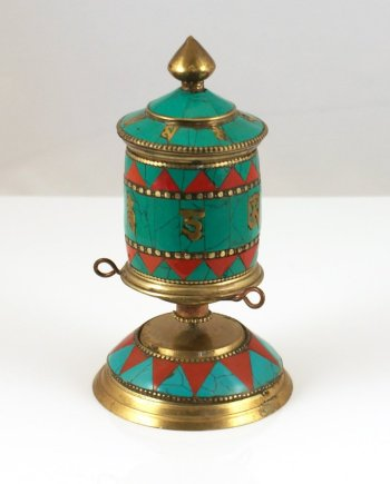 Prayer Wheel 12.5cm
