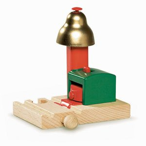 Magnetic Bell Signal by BRIO Track