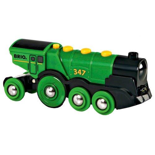 Big Green Action Locomotive