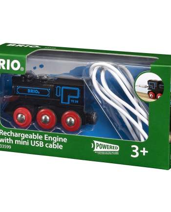 Rechargeable Engine with usb engine by Brio