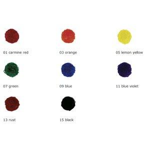 8 stick set colours