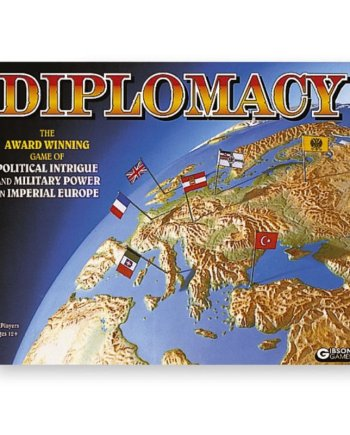 Diplomacy by Gibsons, strategy game