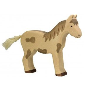 Holztiger Horse Dappled