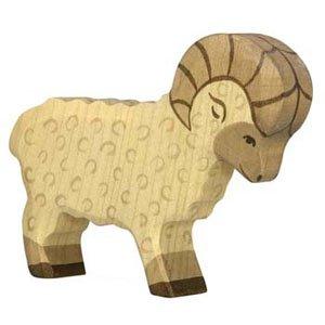 Holztiger Ram