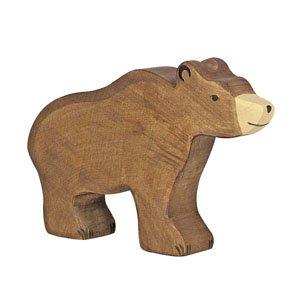 Holztiger Bear