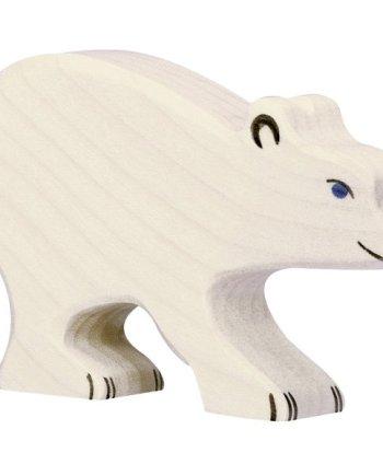 Holztiger Polar Bear Small