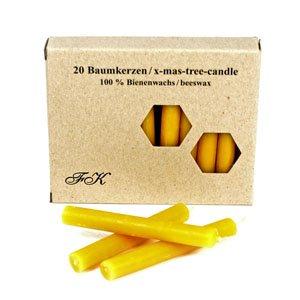 beeswax box of 20
