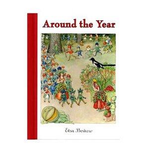 Around the year mini book