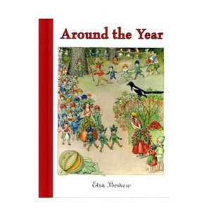 Around the year mini book