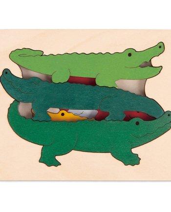crocodiles puzzle