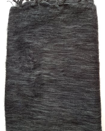 Yak Wool Grey Scarves
