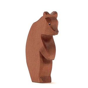 Ostheimer Bear Standing Head Down