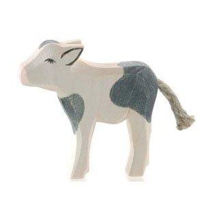 OstheimerBlack & White Calf Standing
