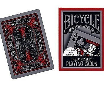 Bicycle Playing Cards Tragic Royalty
