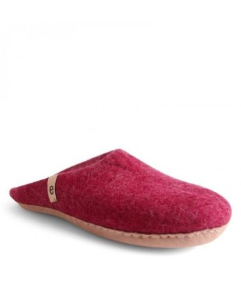egos slipper cerise